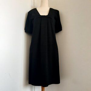 Country Road Women Black Dress - Size S